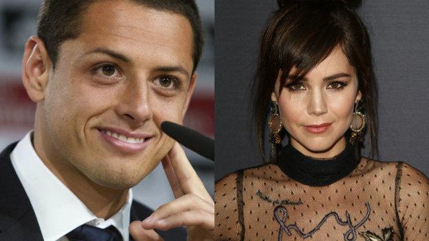 Camila Sodi sostiene un romance con Chicharito