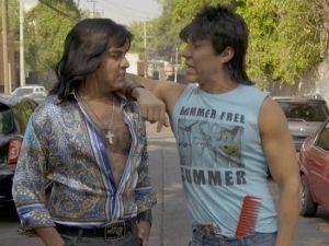 VIDEO: 'Vítor' y 'Albertano' vuelven a las andadas en 'Nosotros los Guapos'