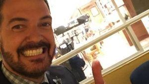 Fernando del Solar regresa a la televisión ¡en el programa Hoy!