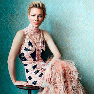 Primera imagen de Cate Blanchett en Thor: Ragnarok