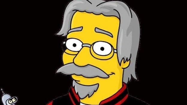 VIDEOS: Los cameos de Matt Groening en 'Los Simpson'