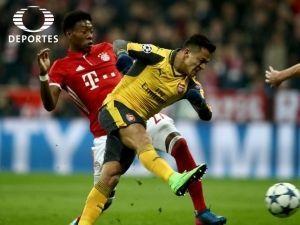 Bayern Munich vs Arsenal, Champions League