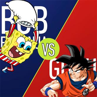¿Por qué Bob Esponja le ganaría a Goku en una pelea?