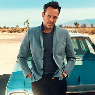 Vince Vaughn y Dwayne Johnson en 'Fighting With My Family'