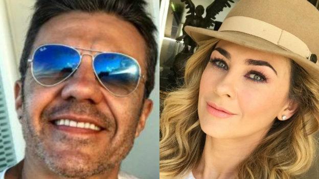 VIDEOS: ¡Adrián Uribe hace propuesta indecorosa a Aracely Arámbula!