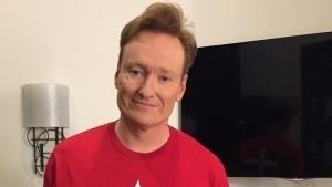 VIDEO: ¡Conan OBrien ya está en México pidiendo asilo!