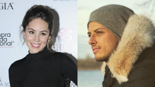 ¡Awww! Publican video de Chicharito y Camila Sodi en plena cita romántica