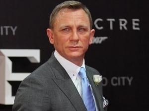 Daniel Craig... ¡en ropa interior!