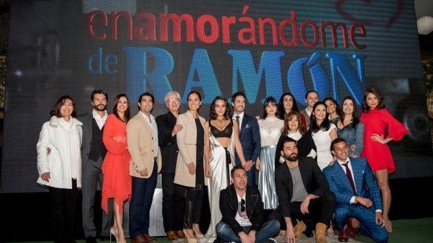 'Enamorándome de Ramón'
