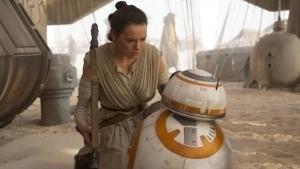 'Rey' lucirá nuevo look en 'Star Wars: Los Últimos Jedi' (FOTOS)
