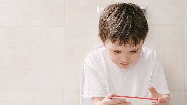 ¿Cuánto tiempo debe usar mi hijo una tablet?