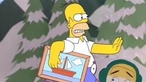 Los Simpson se unen a South Park en nuevo video