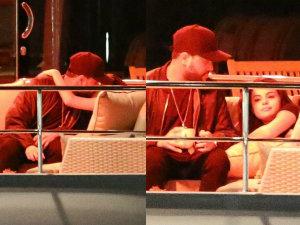 ¡Ufff! Captan a Selena Gomez con las manos en su nuevo novio