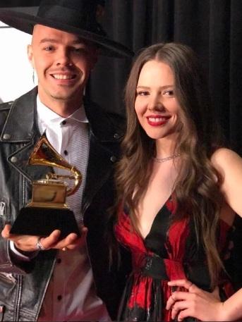 Jesse & Joy llevan la bandera mexicana al mundo después de Grammy