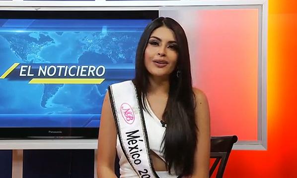 ENTREVISTA: ¡Kristal Silva regresa a México tras Miss Universo!