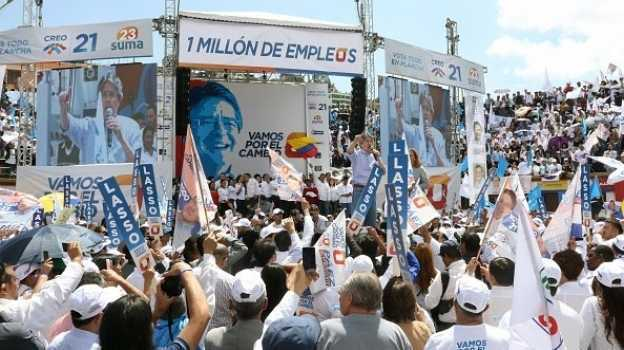 Ecuador elige este domingo al sucesor de Rafael Correa