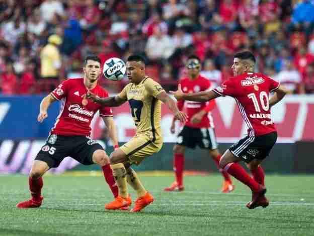 ¡Sigue el MxM de Pumas vs Tijuana!