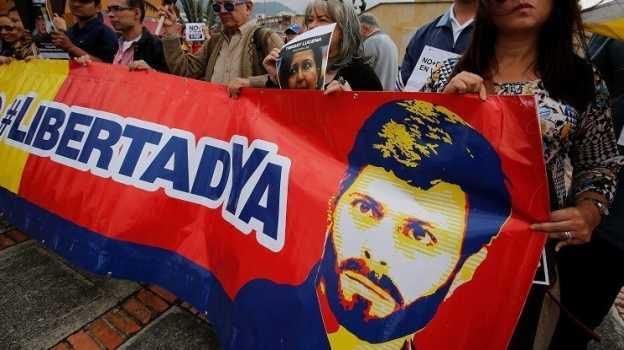 Falta coraje a oposición para derrotar a Maduro: Leopoldo López