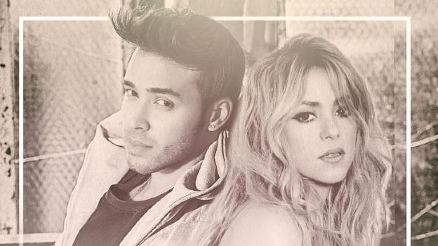 ¡Shakira y Prince Royce en una romántica bachata juntos! (Audio)