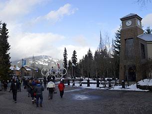 Whistler: el pequeño poema blanco al oeste de Canadá