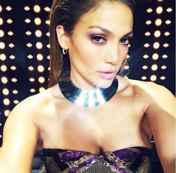 Jennifer Lopez conquistó con sus atributos en Instagram