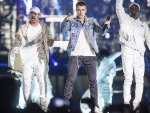 FOTOS Justin Bieber concierto México Purpose Worl Tour Foro Sol