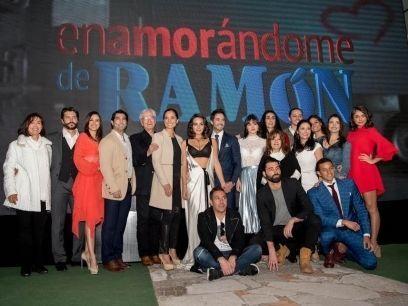 Se confiesa elenco de Enamorándome de Ramón
