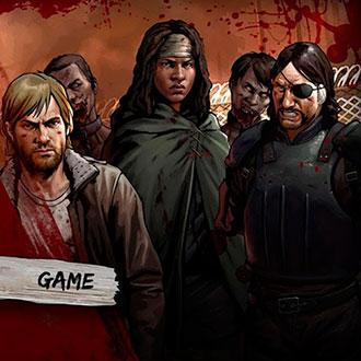 Disfruta del nuevo juego de The Walking Dead