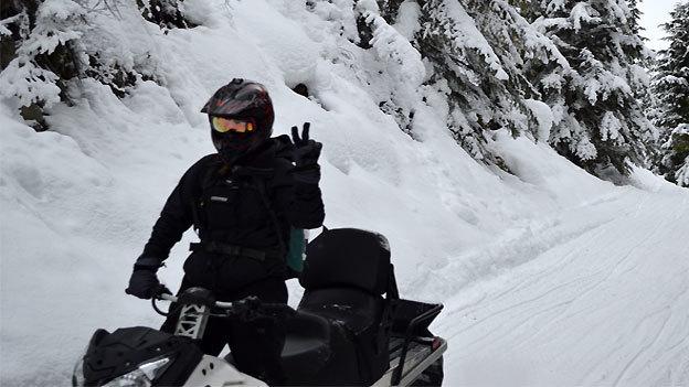 Invierno en Whistler para todos los gustos, 1a parte