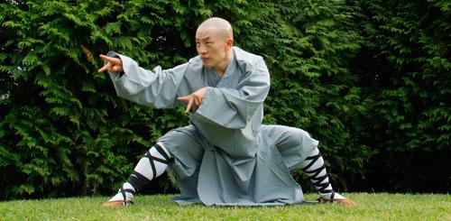 Cómo aprender Kung-fu por tu cuenta