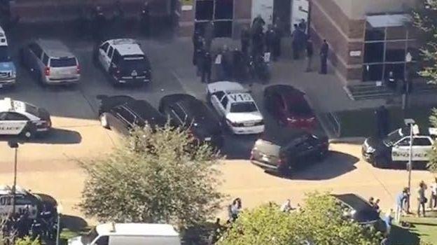 Desalojan hospital en Houston por reportes de disparos