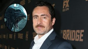 Revelan imagen del elenco de 'Alien: Covenant' con Demián Bichir
