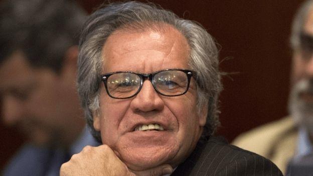 Titular de la OEA, Luis Almagro, afirma que Cuba le impidió el ingreso