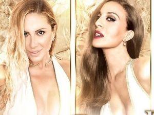 Marta Sánchez y Mónica Naranjo ¡son Grandiosas!