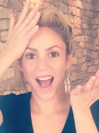 Shakira cambia look comparan Sia Lady Gaga foto video musical
