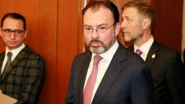 México no aceptará que se impongan tarifas arancelarias a sus productos: Videgaray