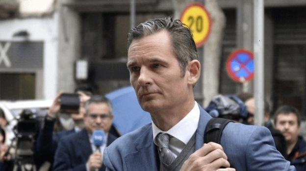 Tribunal dicta libertad provisional para Iñaki Urdangarin, cuñado de Felipe VI