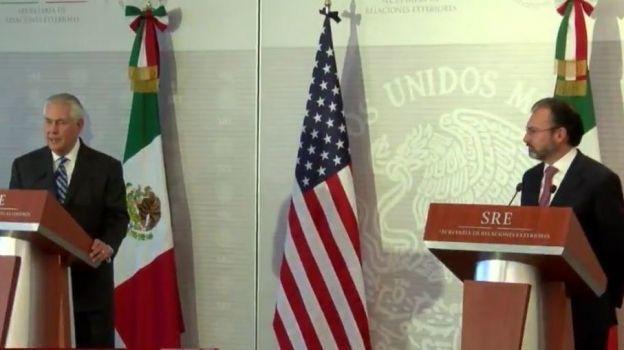 Las diferencias entre México y Estados Unidos subsisten: Videgaray