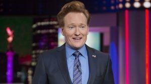 Conan O'Brien graba programa en México