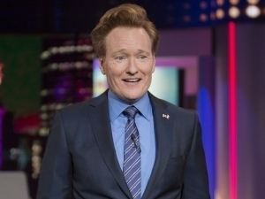 ¡Lo cumple! Conan O'Brien graba programa especial en México (FOTOS+VIDEO)