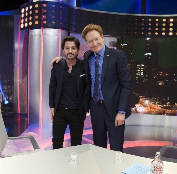 Lucha libre, guacamole, Diego Luna y ms en 'Conan Sin Fronteras'