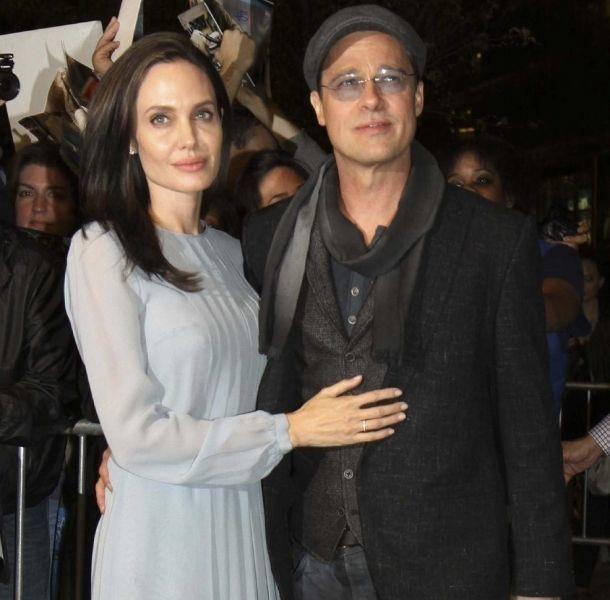 Brad Pitt llama mentirosa a Angelina Jolie