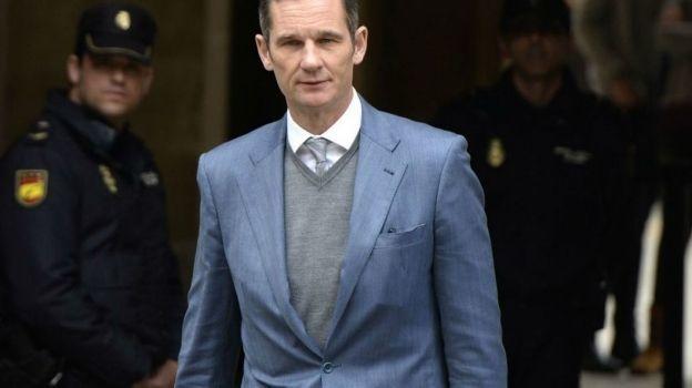 Fiscal pedirá al Tribunal ampliar condena al cuñado del rey Felipe VI