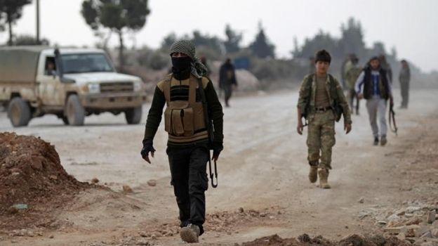 Aumentan a 42 los muertos por explosión de coche bomba en Siria