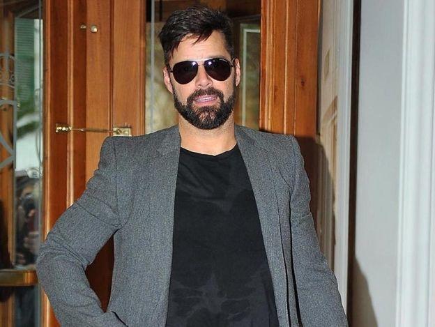 ¡Qué atrevido! Este actor hizo dudar a Ricky Martin sobre su sexualidad