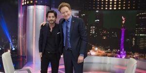 ¡Así se grabó el programa Conan O'Brien en México!