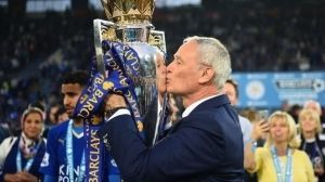 Ranieri agradece y lamenta fin de sueño en Leicester