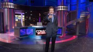 Y el programa de Conan O'Brien se estrena el...