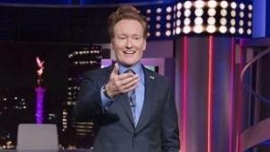 ¡Ya sabemos cuándo se estrenará el programa especial de Conan OBrien!