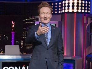 ¡Ya sabemos cuándo se estrenará el programa especial de Conan O'Brien!
